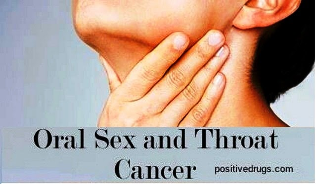 Logically correctly throat cancer caused from oral sex can look